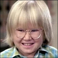The kid who played Cousin Oliver on the Brady Bunch
