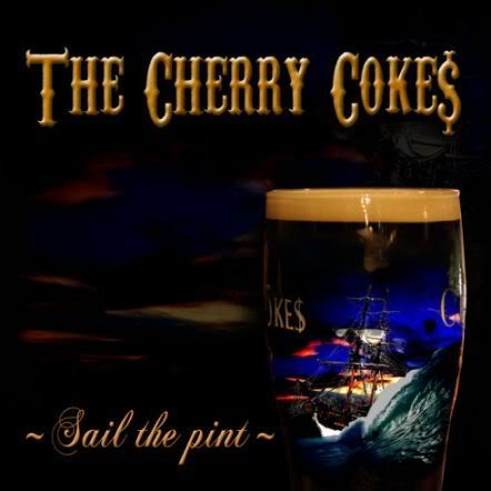 Cover for The Cherry Coke$ - Sail the Pint