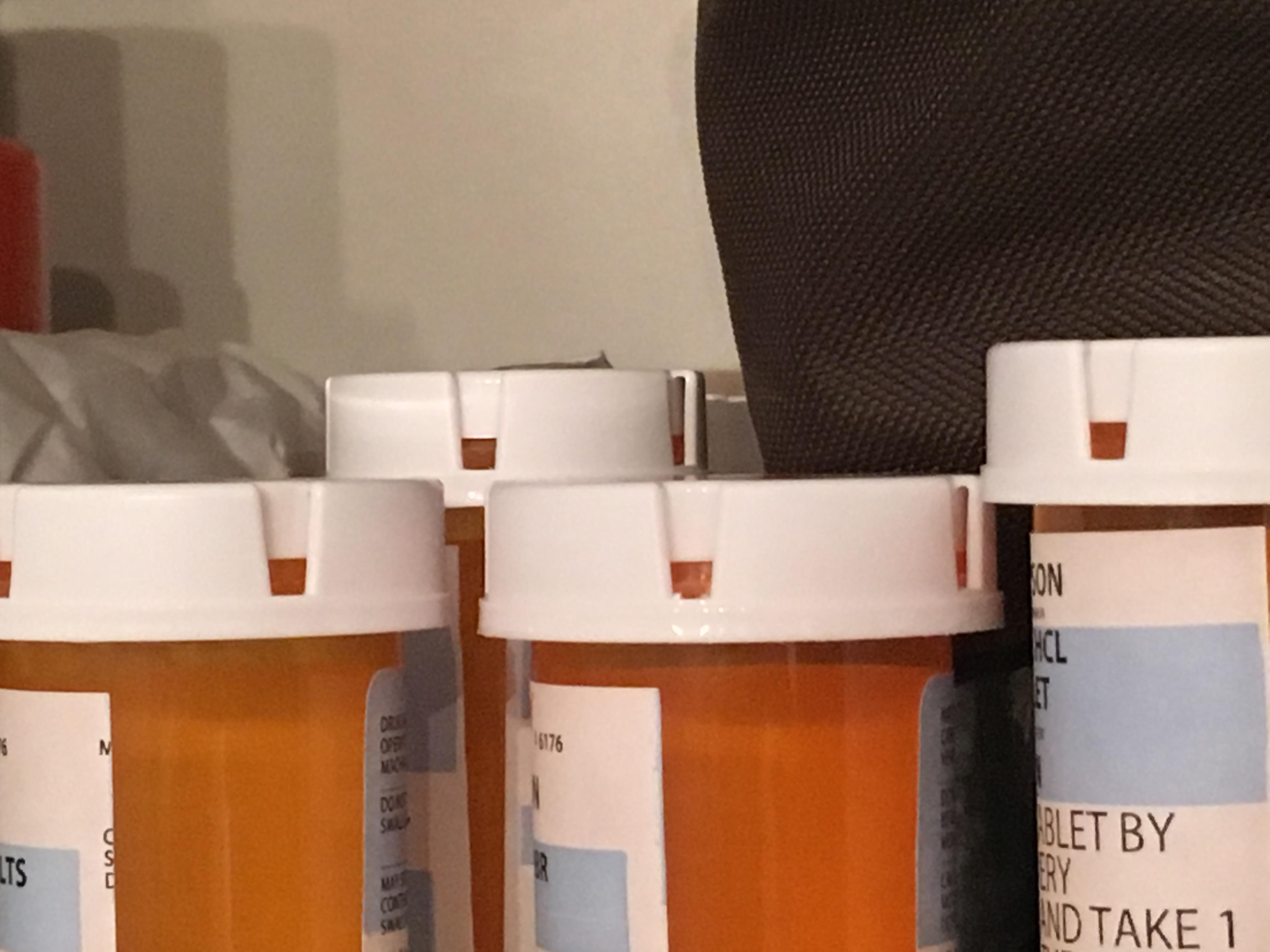 Ben's Medications